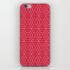 giving hearts giving hope: red hex iPhone & iPod Skin