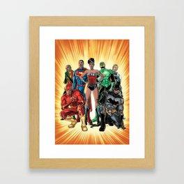JL1 Framed Art Print