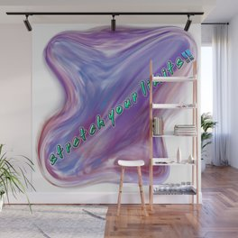 stretch your limits Wall Mural