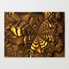 Golden Highlights Canvas Print