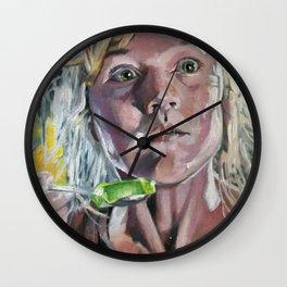 Lex! Wall Clock