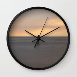 Silent Expectation Wall Clock