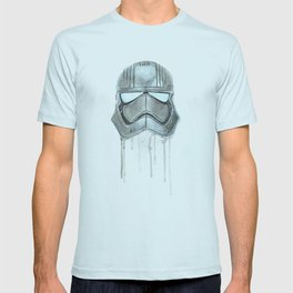 Captain Phasma - Empty Masks T-shirt