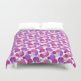 Bubbles Duvet Cover