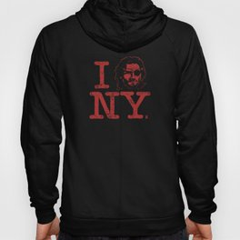 I (Snake) NY Hoody