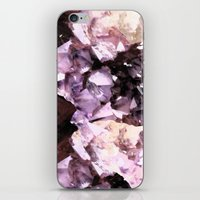 minerals iPhone & iPod Skins featuring Mira Minerals by lalaprints