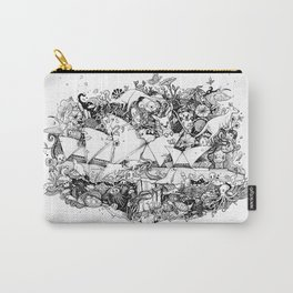 Opera House Ink Carry-All Pouch