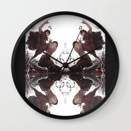 Sketchy Kuroo Wall Clock