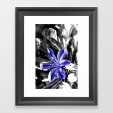 Just Grow #2 Framed Art Print