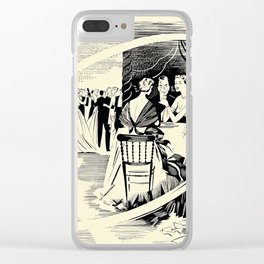 Big O Clear iPhone Case