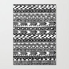 Tribal Tuesday Canvas Print
