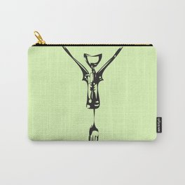 Cork Fork Carry-All Pouch