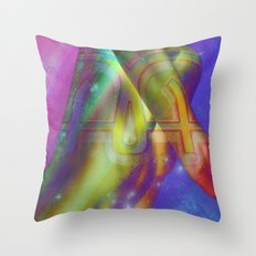 S.B.M Alternate Throw Pillow