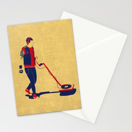 Heavy Metal Detector Stationery Cards