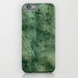 Stone Series III: Forestite iPhone Case