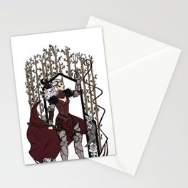 Mother of Vengeance Stationery Cards