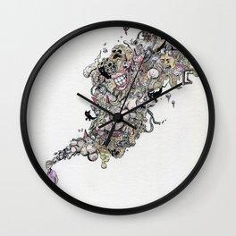Musings Wall Clock