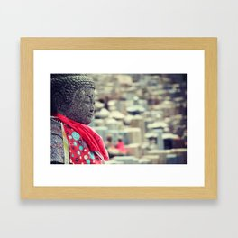 Mount Koya #4 Framed Art Print