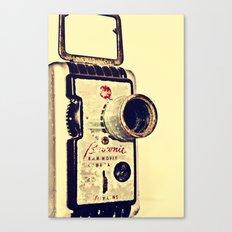Brownie 8mm #2 Canvas Print