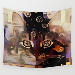 Hypnotique Wall Tapestry