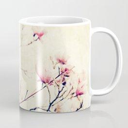Spring Botanical - Tulip Tree, Magnolia × soulangeana II Coffee Mug