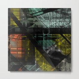 Deeper Heights 2 Metal Print