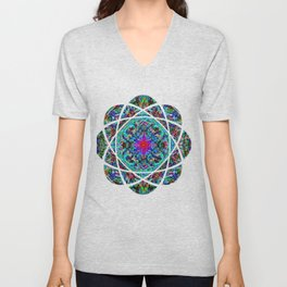 Diddling With The Multiverse Has Consequences Unisex V-Neck