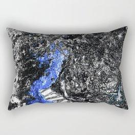 Fairy Blood (Blue) Rectangular Pillow