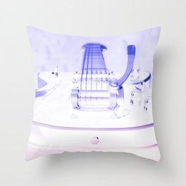 LIGHT SOUND Throw Pillow