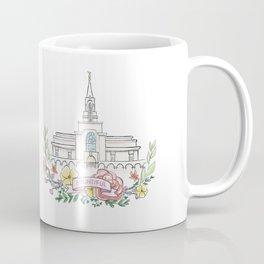 LDS Bountiful Temple  Coffee Mug