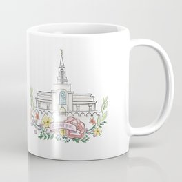 LDS Bountiful Temple  Coffee Mug