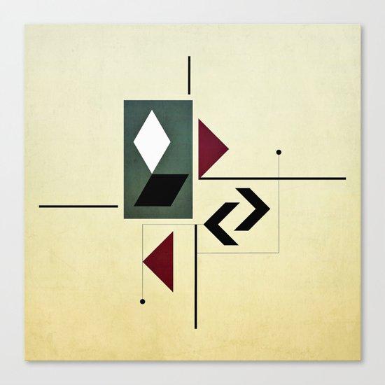PJR/21 Canvas Print