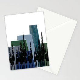 High Mountains Stationery Cards