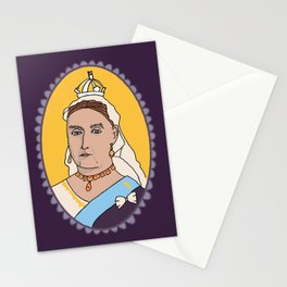 Queen Victoria Stationery Cards