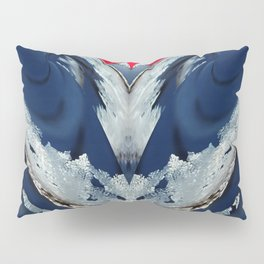 Cold Hands Warm Heart Valentine Pillow Sham