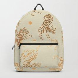 Golden Tigers III Backpack