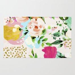 Floral Blush #society6 #decor #buyart Rug