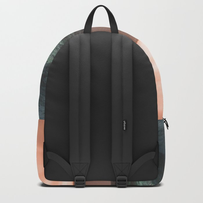 Perfect Ocean Sunset Backpack