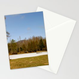 Country Getaway Stationery Cards