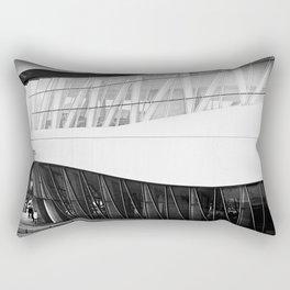 MERCEDES-BENZ MUSEUM Rectangular Pillow