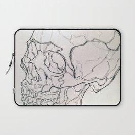 Skull drawing Laptop Sleeve