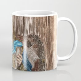 The Guardian of Bifrost Coffee Mug