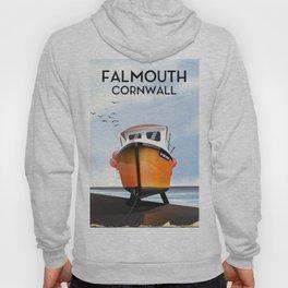 Falmouth Cornwall Hoody