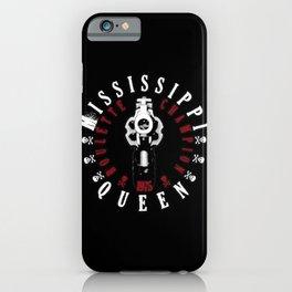 Mississippi Queen iPhone Case