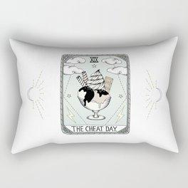 The Cheat Day Rectangular Pillow
