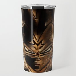 Dragon Ball Vegeta Artistic Illustration Energy Style Travel Mug