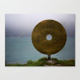 Art on the Shore Canvas Print