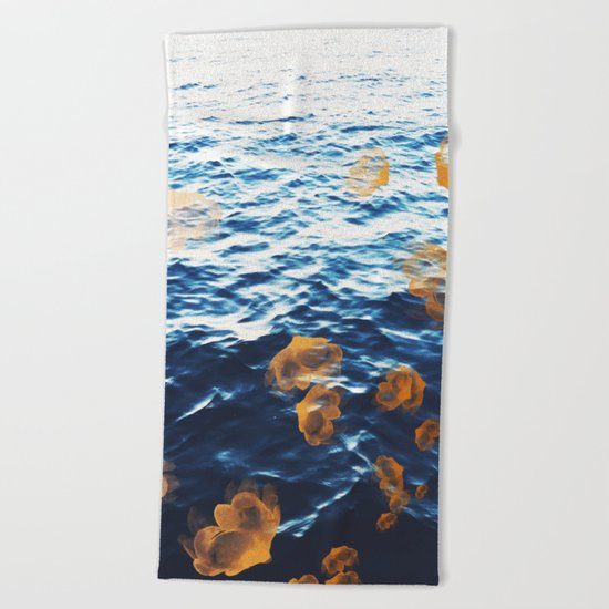 Ocean Copper #society6 #decor #buyart Beach Towel