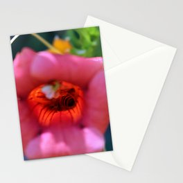 Roman Pollination in Action on Palatine Hill Stationery Cards