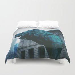 The Art Institute of Chicago Duvet Cover